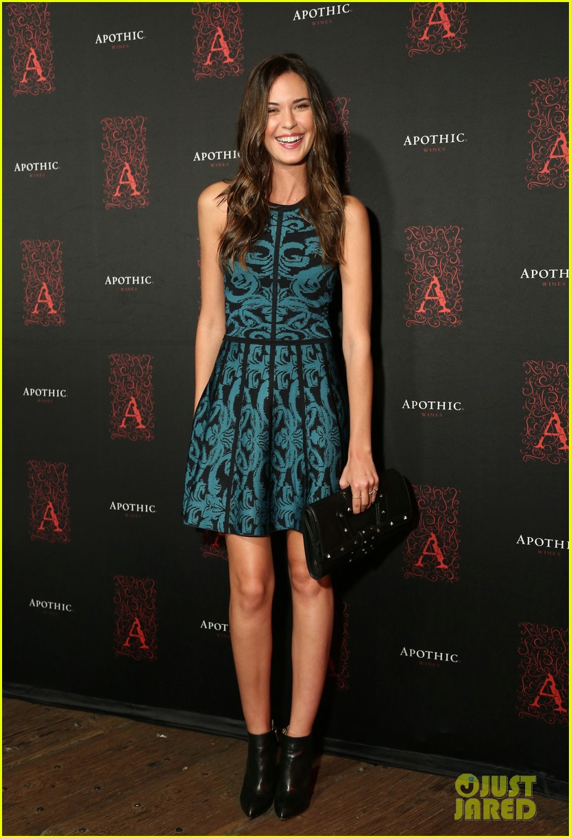 odette annable jamie ching apothic dark wine launch 06