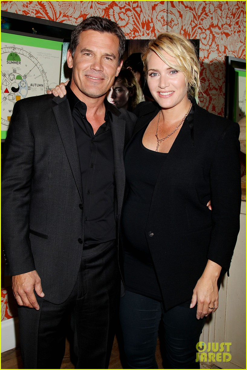 kate winslet josh brolin labor day new york screening 032949333