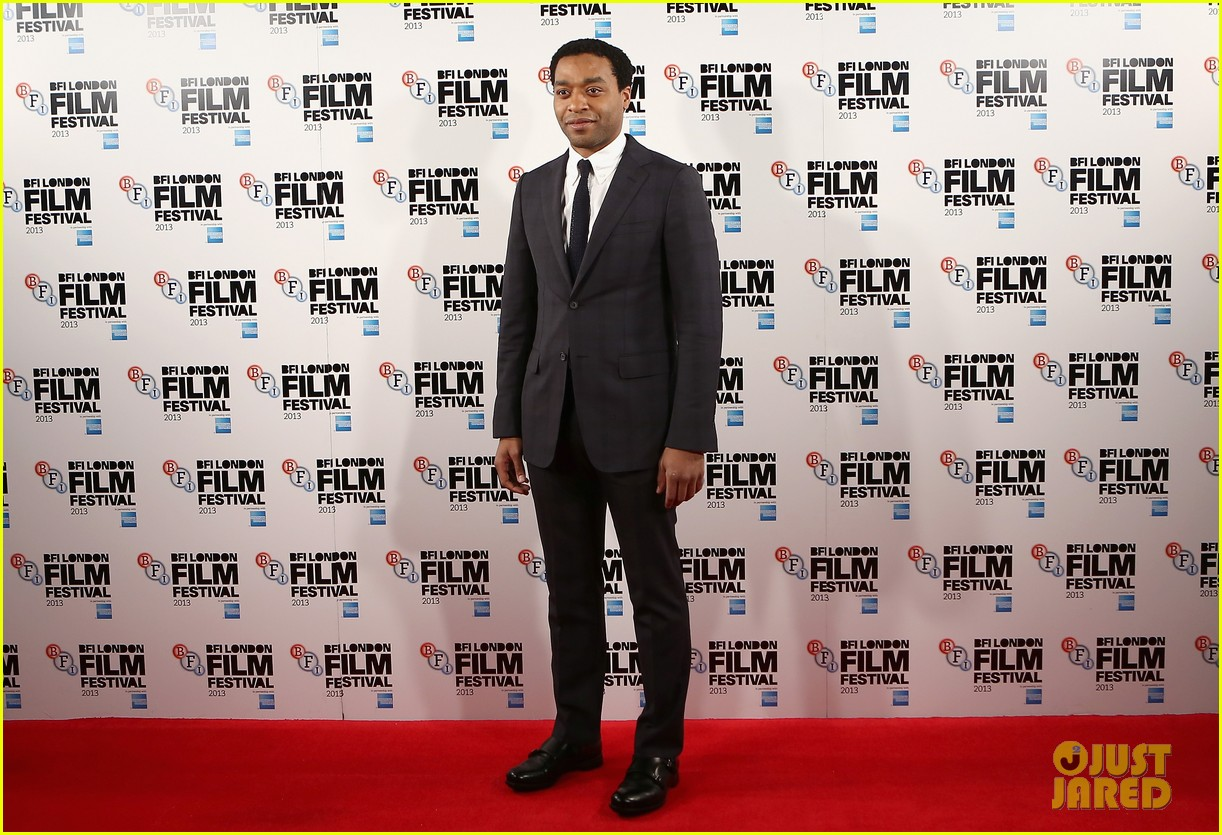 chiwetel ejiofor 12 years a slave bfi photo call 01