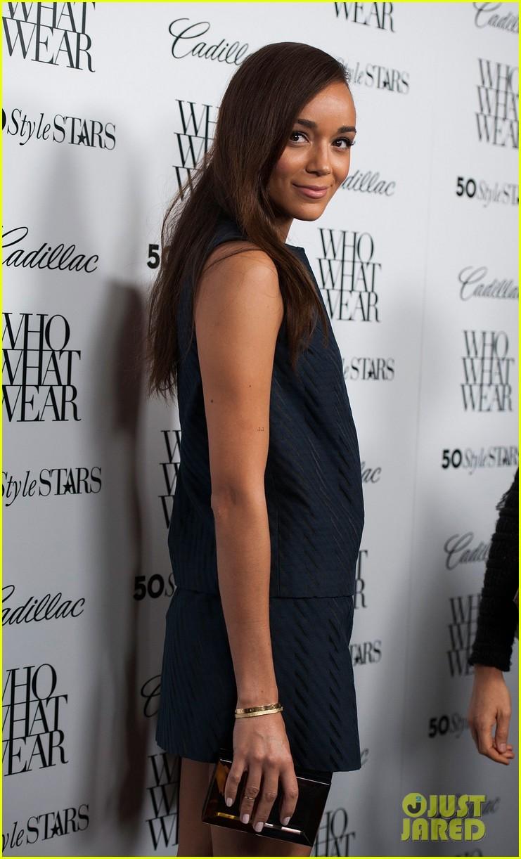 jessica alba nicole richie cadillacs 50 most fashionable women of 2013 34