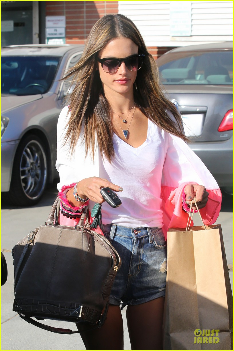 alessandra ambrosio time to think halloween costumes 122968197