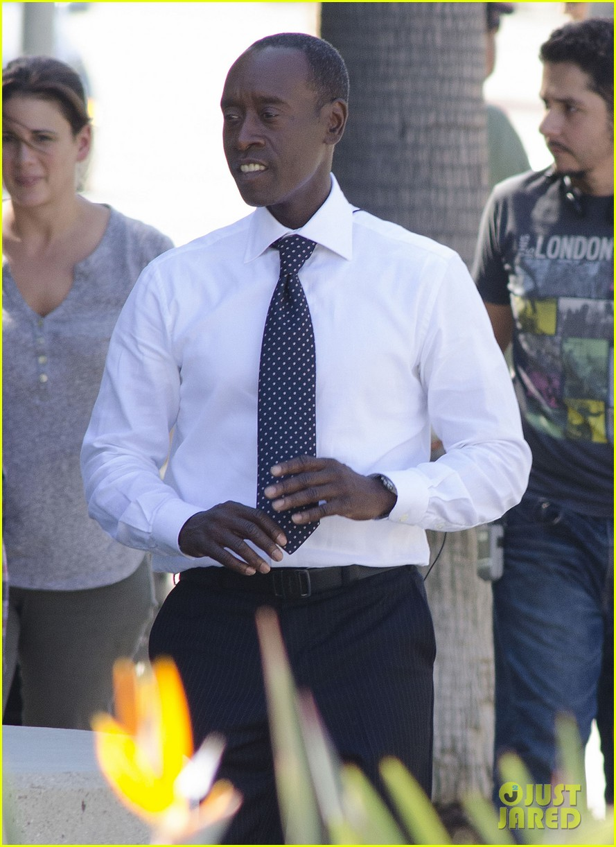 kristen bell films house of lies alongside don cheadle 09