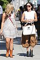 rachel bilson urth caffe lunch with a gal pal 08
