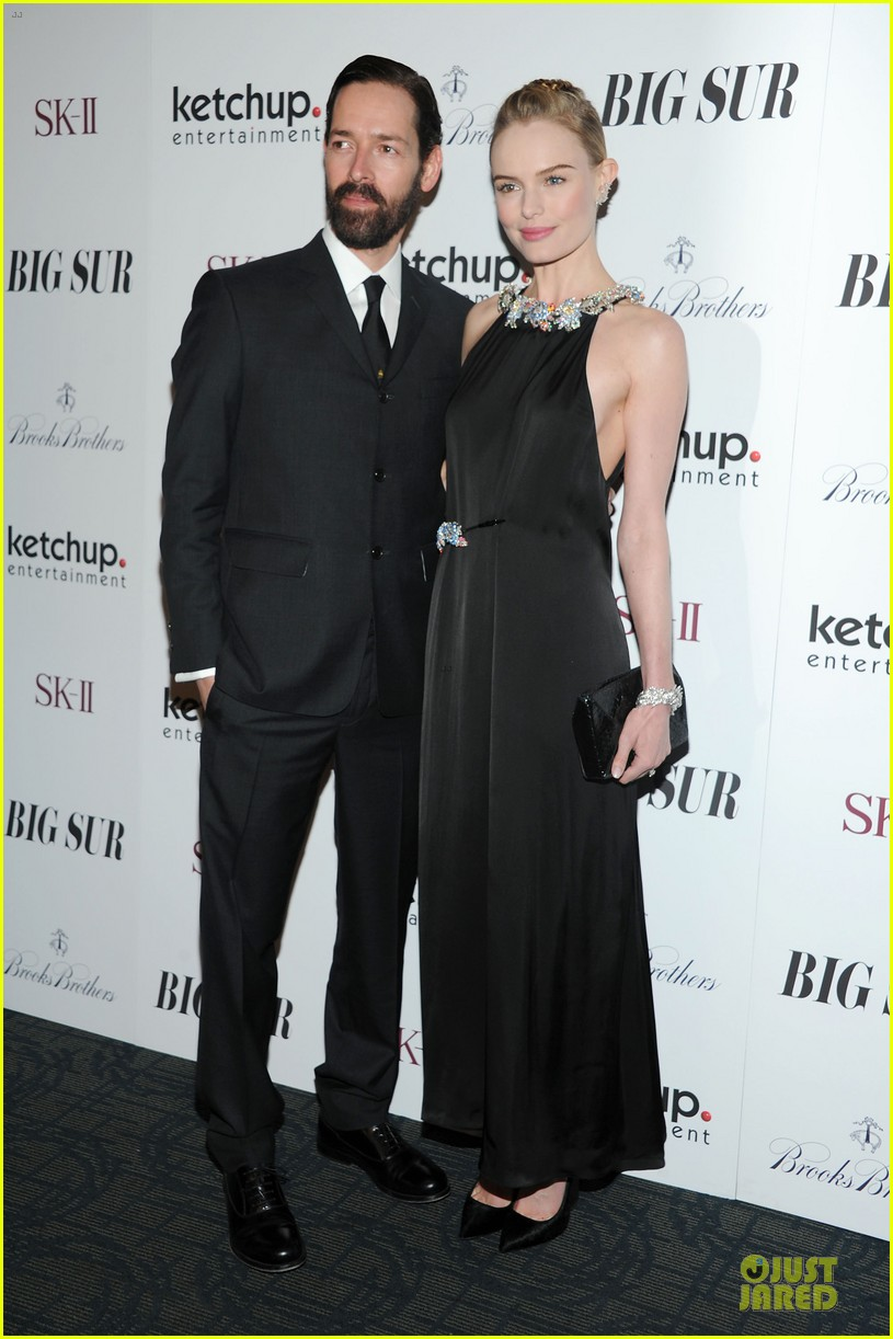 kate bosworth michael polish big sur nyc premiere 01
