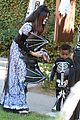 sandra bullock goes spooky for halloween party with louis 03