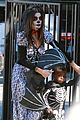 sandra bullock goes spooky for halloween party with louis 08