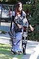 sandra bullock goes spooky for halloween party with louis 11