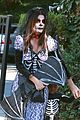 sandra bullock goes spooky for halloween party with louis 12