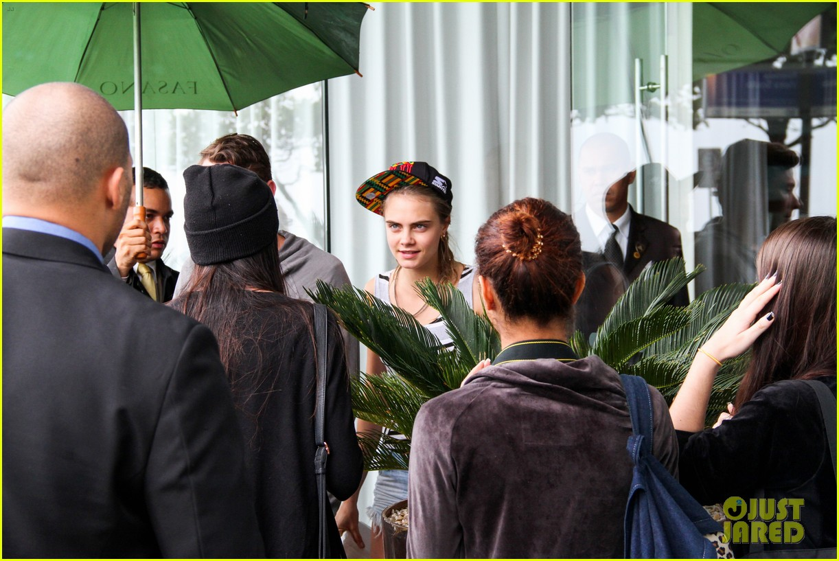 cara delevingne busy week in rio 36