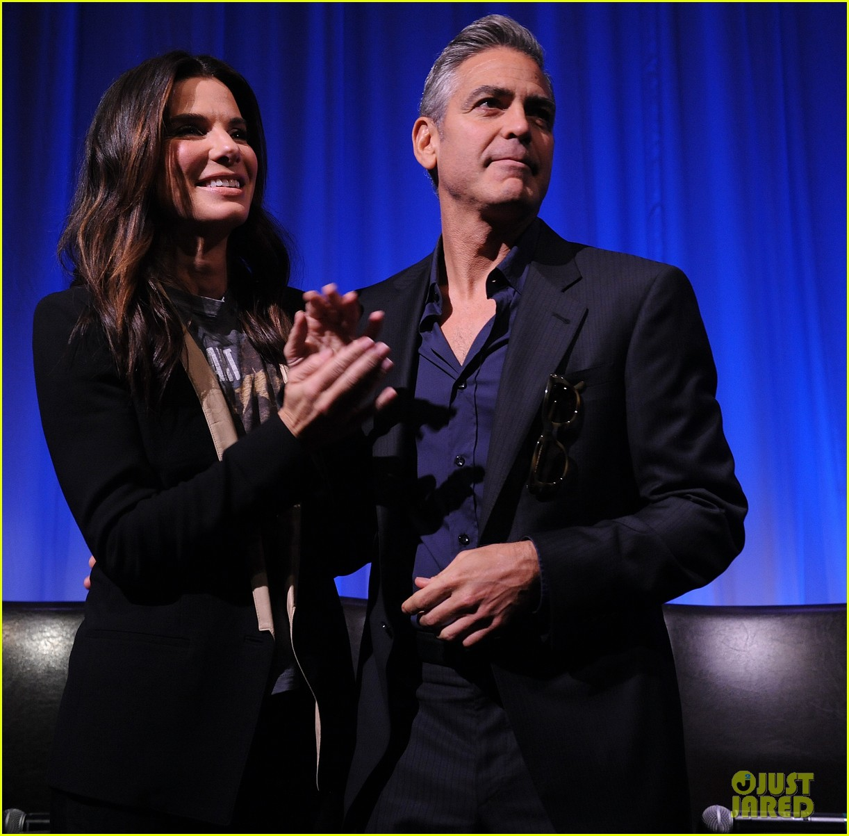 george clooney reveals why he wont date sandra bullock 13