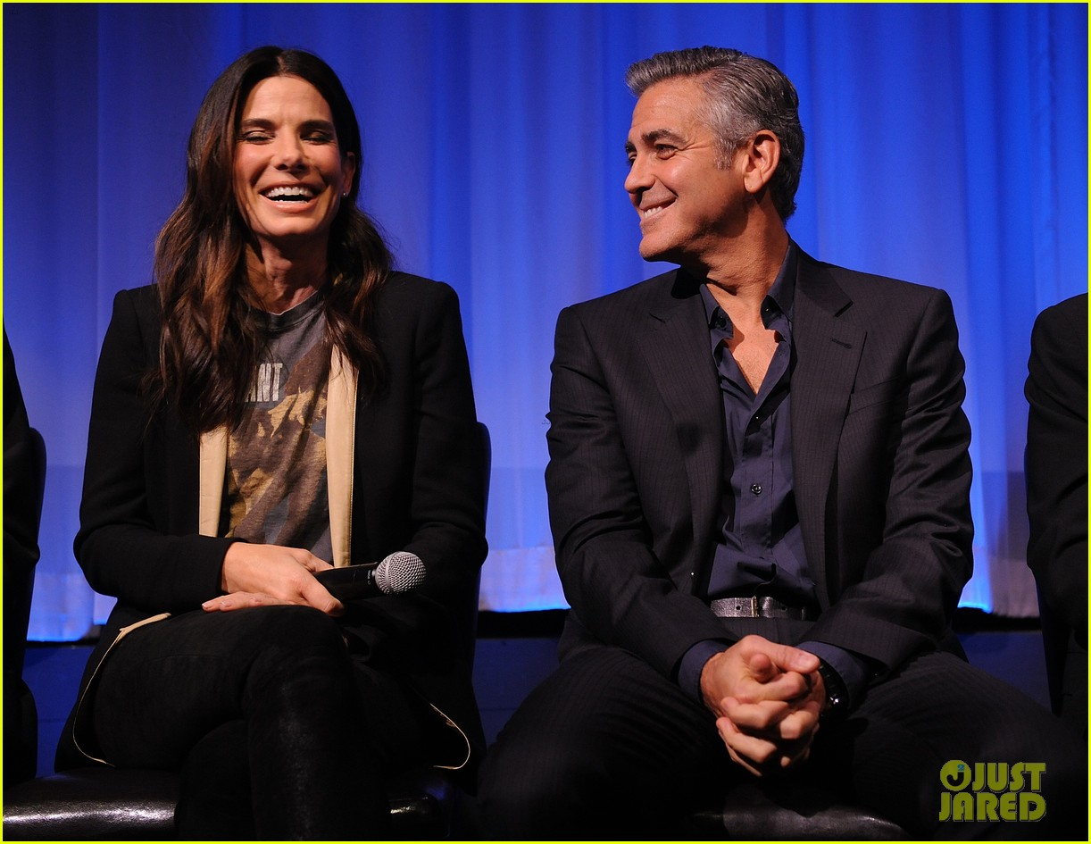 george clooney reveals why he wont date sandra bullock 14