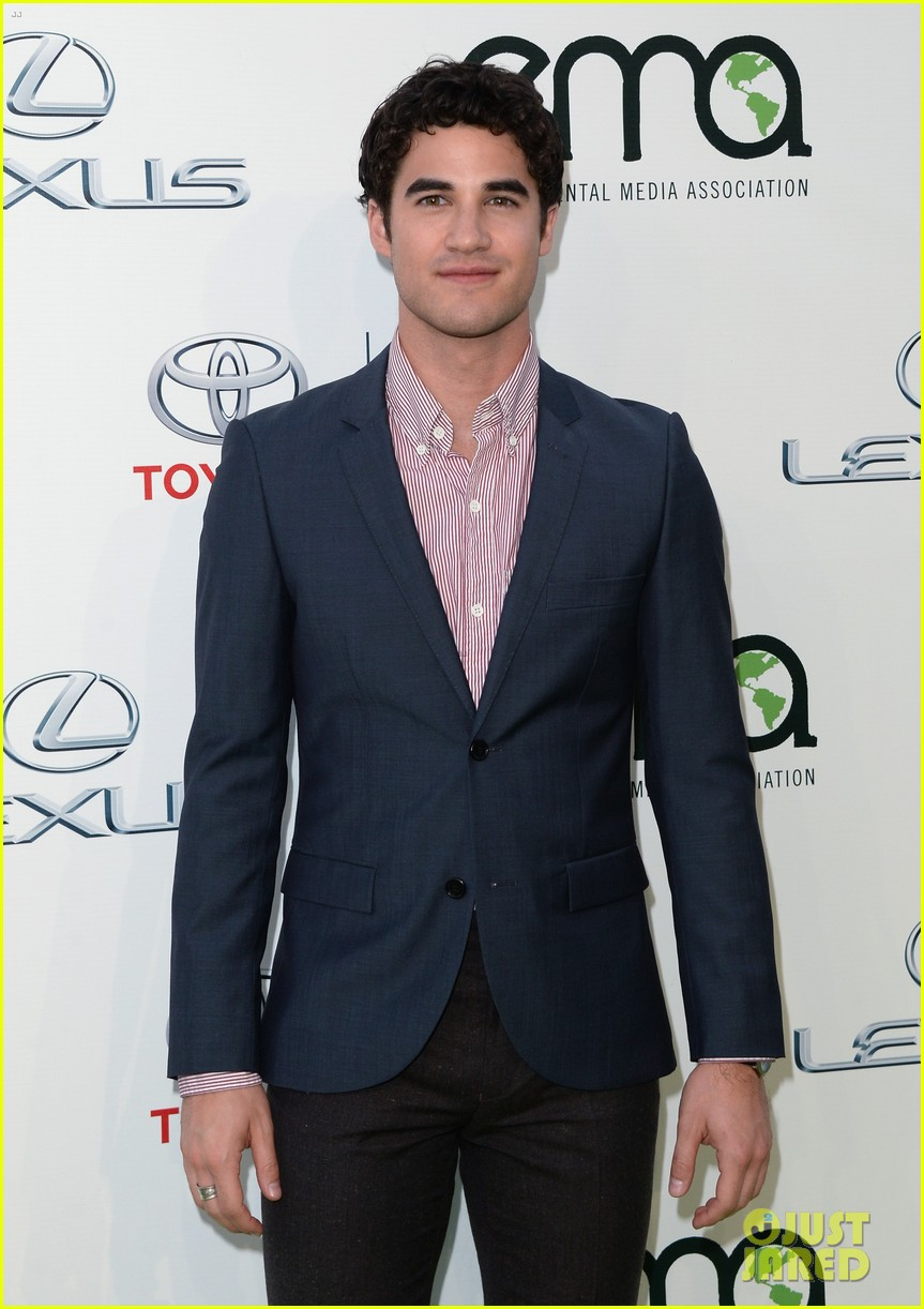 darren criss josh henderson environmental media awards 07