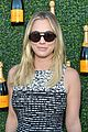kaley cuoco ryan sweeting veuve clicquot polo classic kiss 17