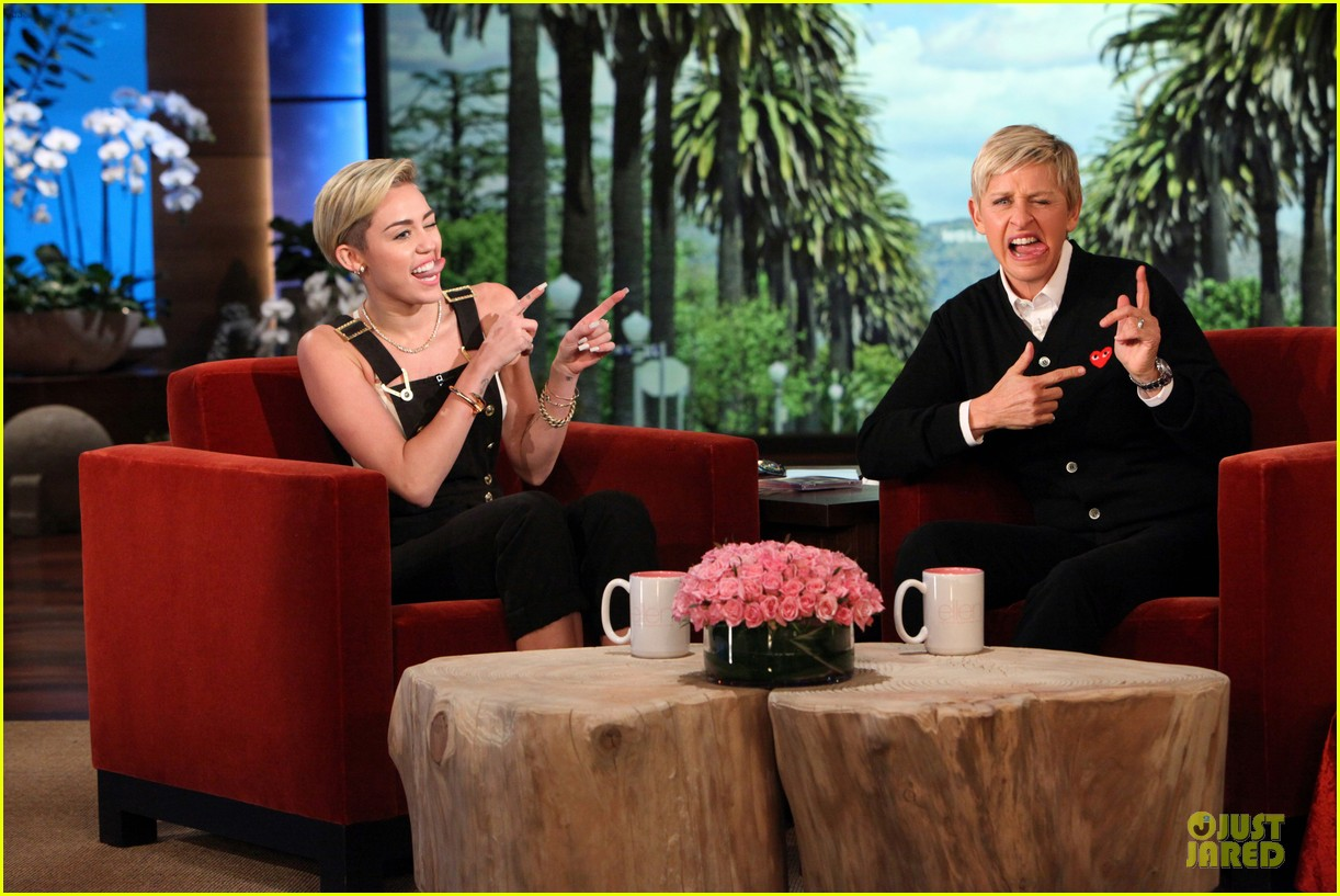 miley cyrus talks liam hemsworth split on ellen 022969972