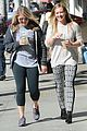 hilary duff grabs coffee with gal pal in beverly hills 01