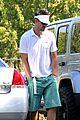 josh duhamel golf course fun with male pal 04