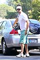 josh duhamel golf course fun with male pal 05