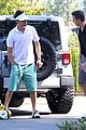 josh duhamel golf course fun with male pal 24