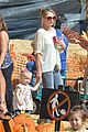 eric dane rebecca gayheart mr bones pumpkin patch visit 08