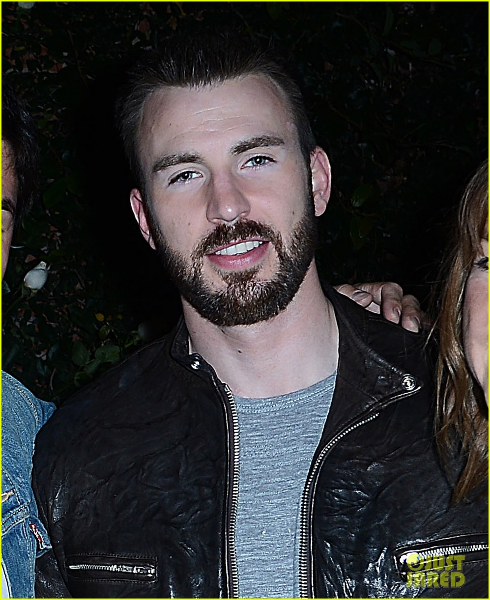 chris evans christa b allen skivvies fashion launch 02
