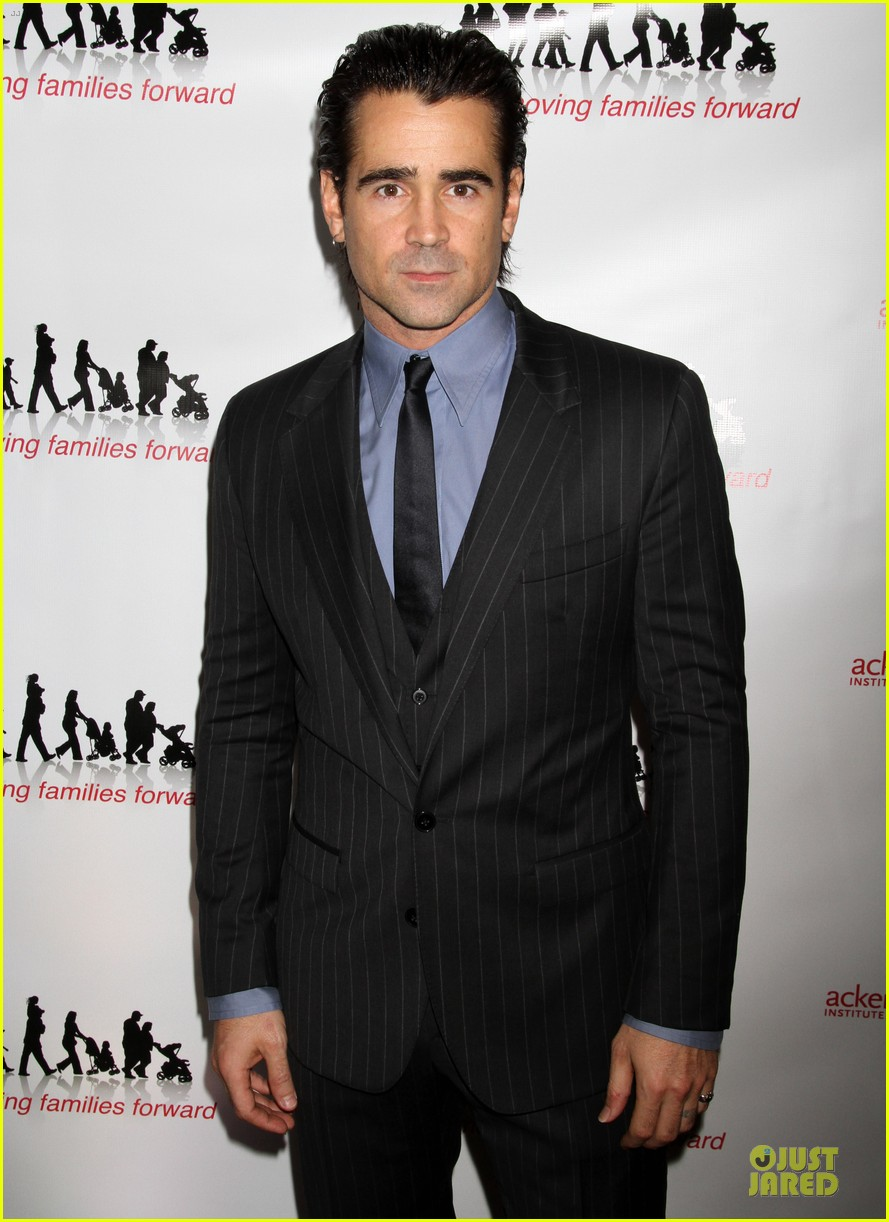 colin farrell families moving forward gala honoree 02