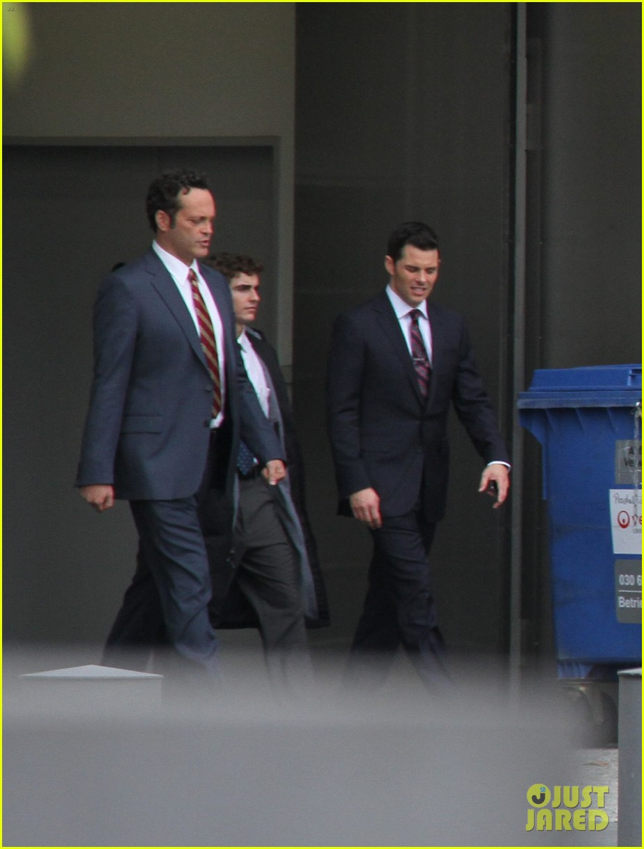 dave franco business trip set with james marsden 04