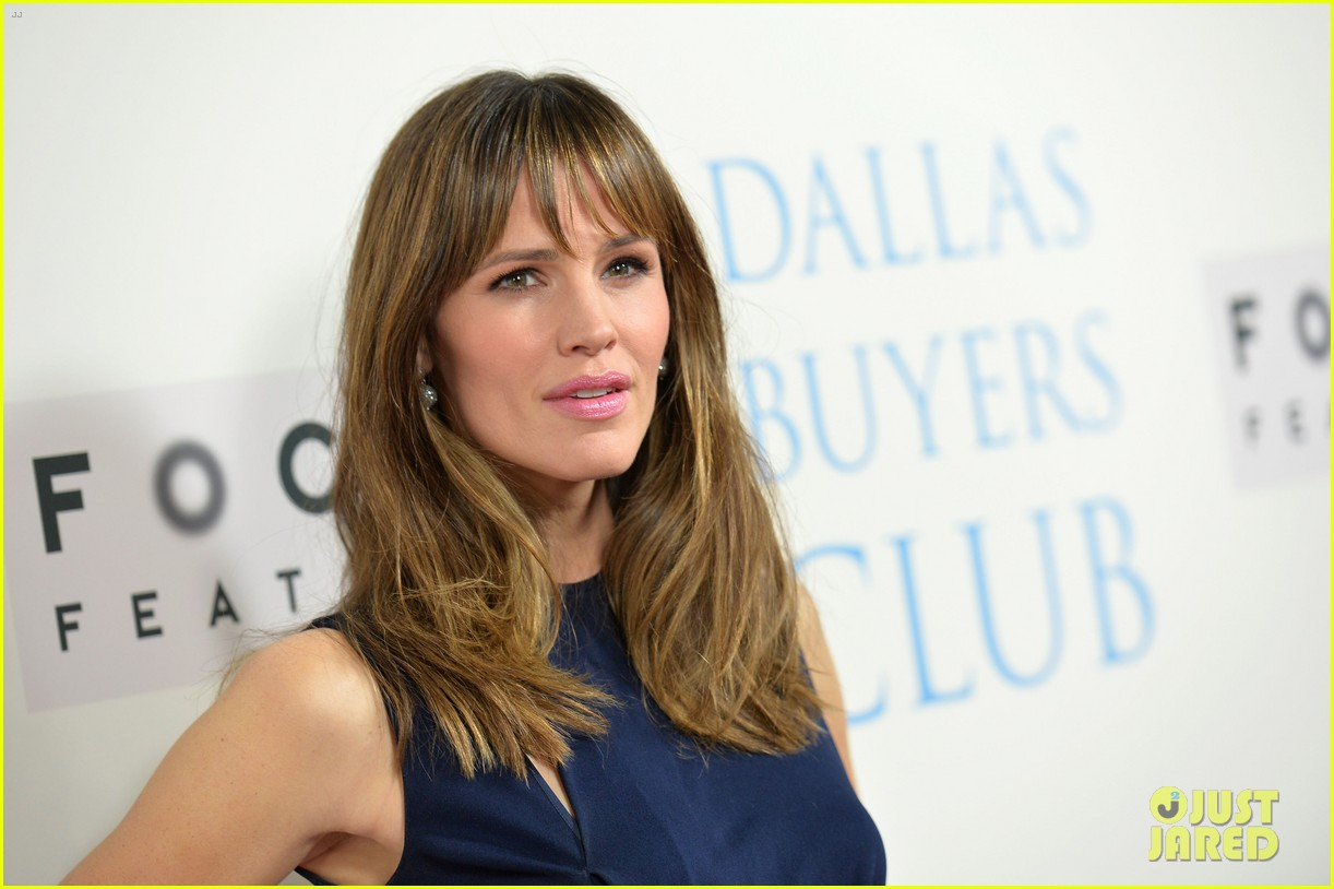 jennifer garner matthew mcconaughey dallas buyers club premiere 042974020