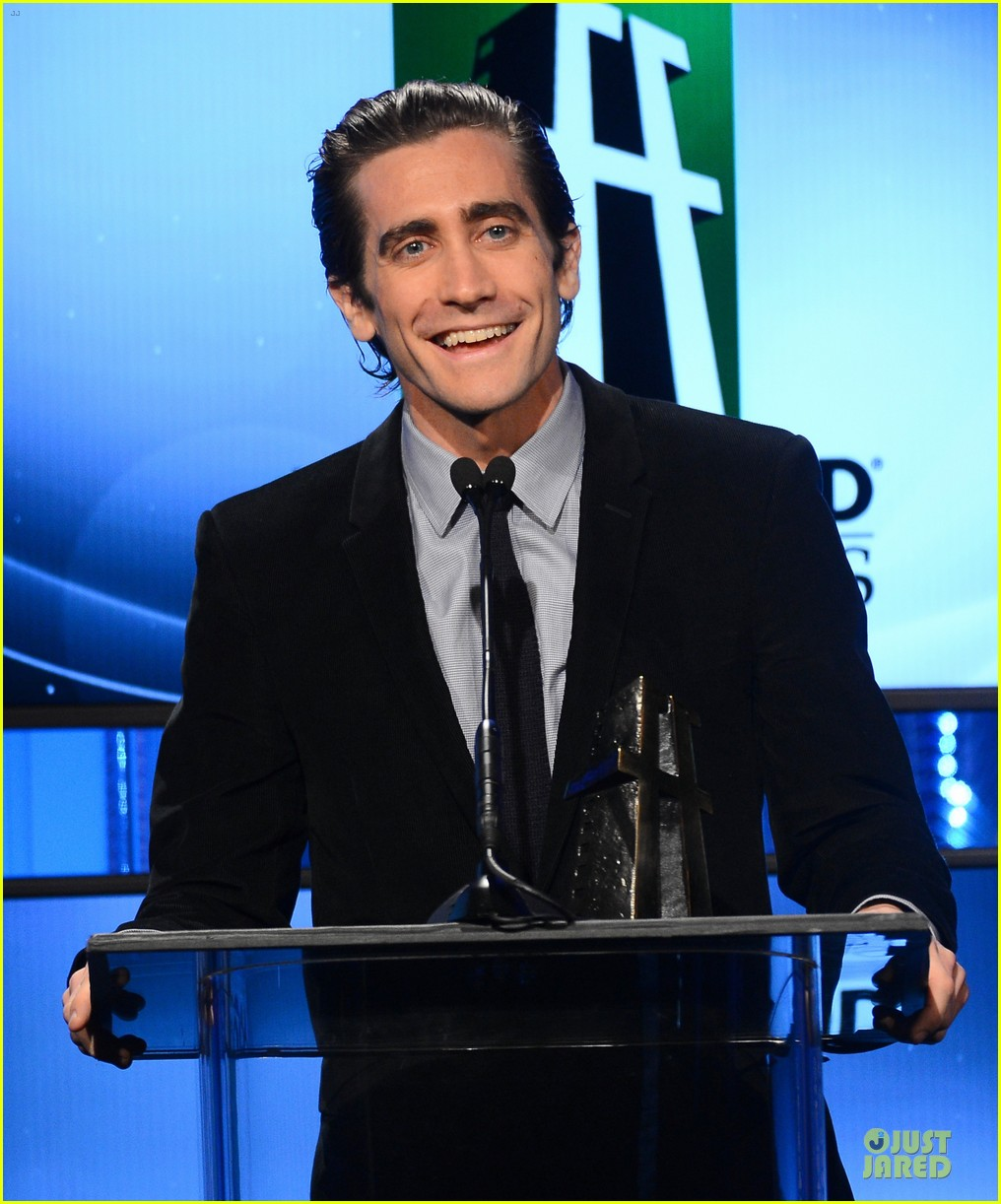 jake gyllenhaal michael b jordan hollywood film awards 2013 14