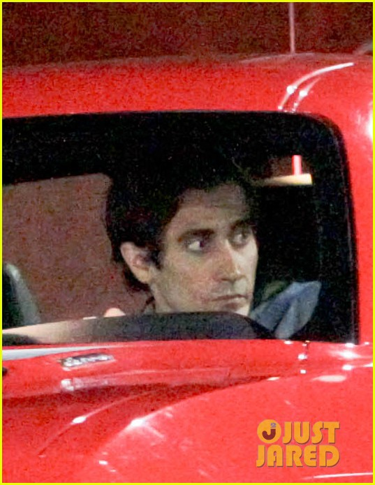jake gyllenhaal overnight nightcrawler shoot 06