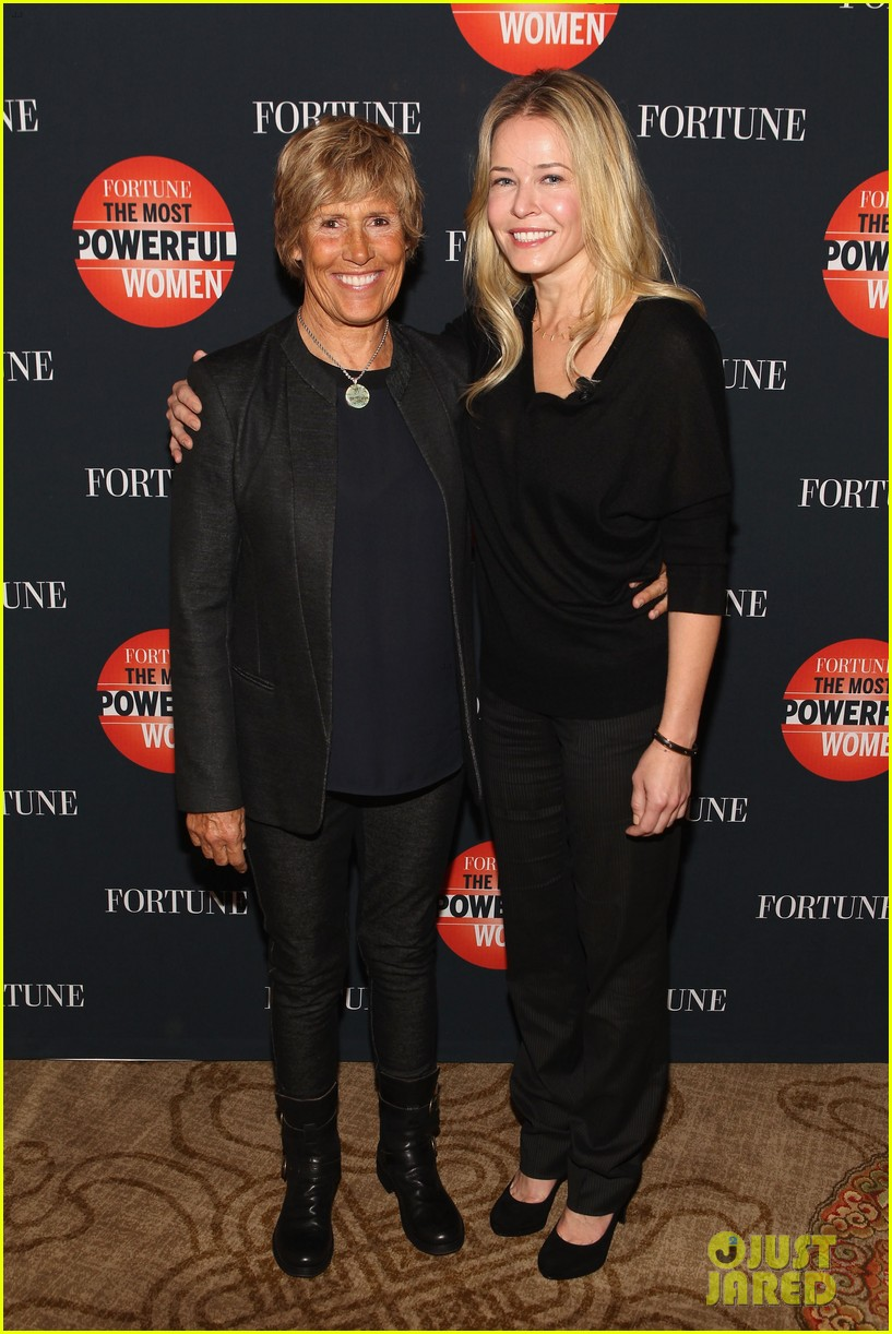 chelsea handler interviews diana nyad at fortune summit 02