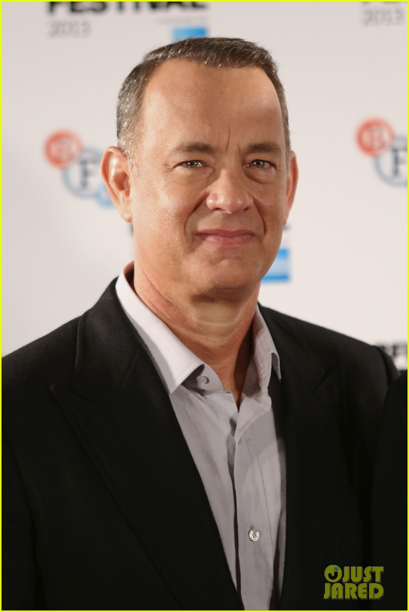 tom hanks captain phillips at the bfi film festival 02