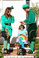 alyson hannigan family leprechaun halloween costume 2013 03