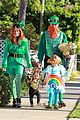 alyson hannigan family leprechaun halloween costume 2013 07