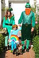 alyson hannigan family leprechaun halloween costume 2013 17
