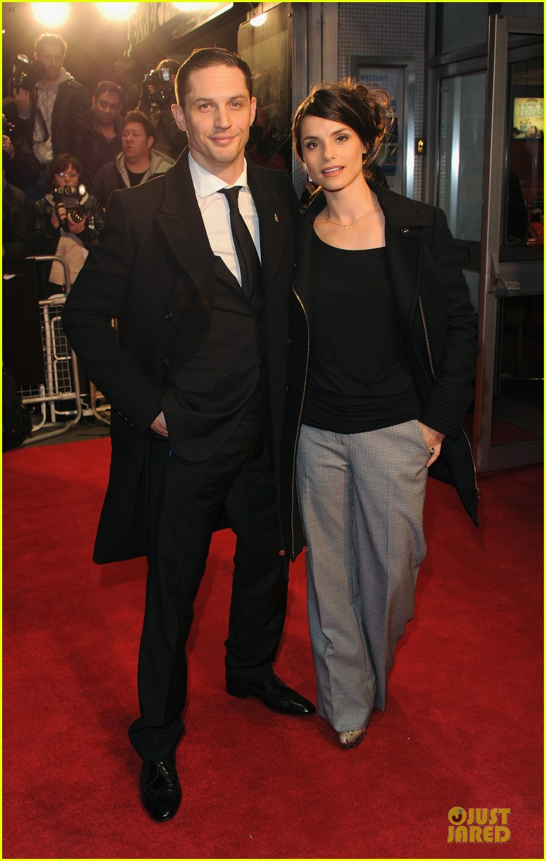tom hardy charlotte riley locke bfi film fest screening 072974631