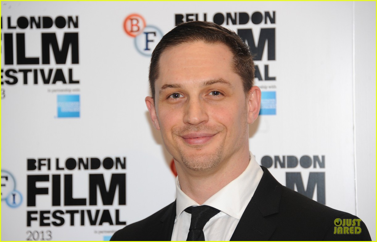 tom hardy charlotte riley locke bfi film fest screening 10