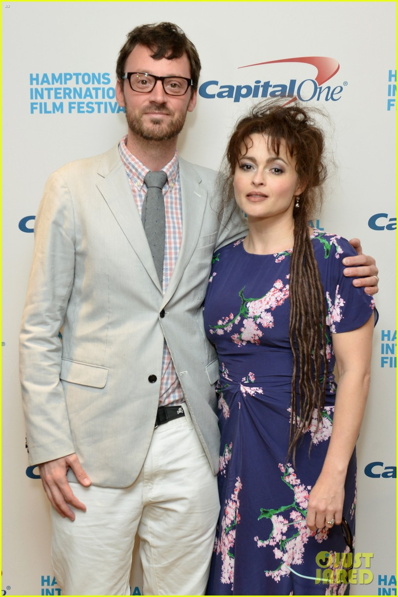 helena bonham carter rocks cornrows at hamptons film fest 182970939