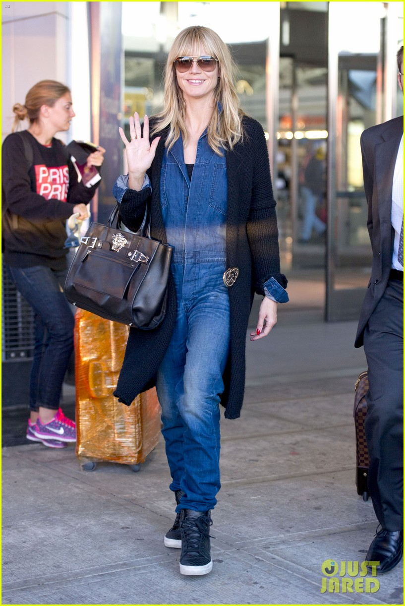 heidi klum lands in nyc after la hospital visit 042975849