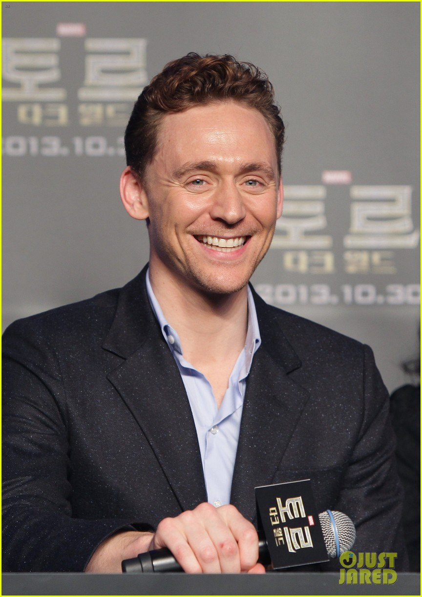 tom hiddleston thor the dark world seoul press conference 04