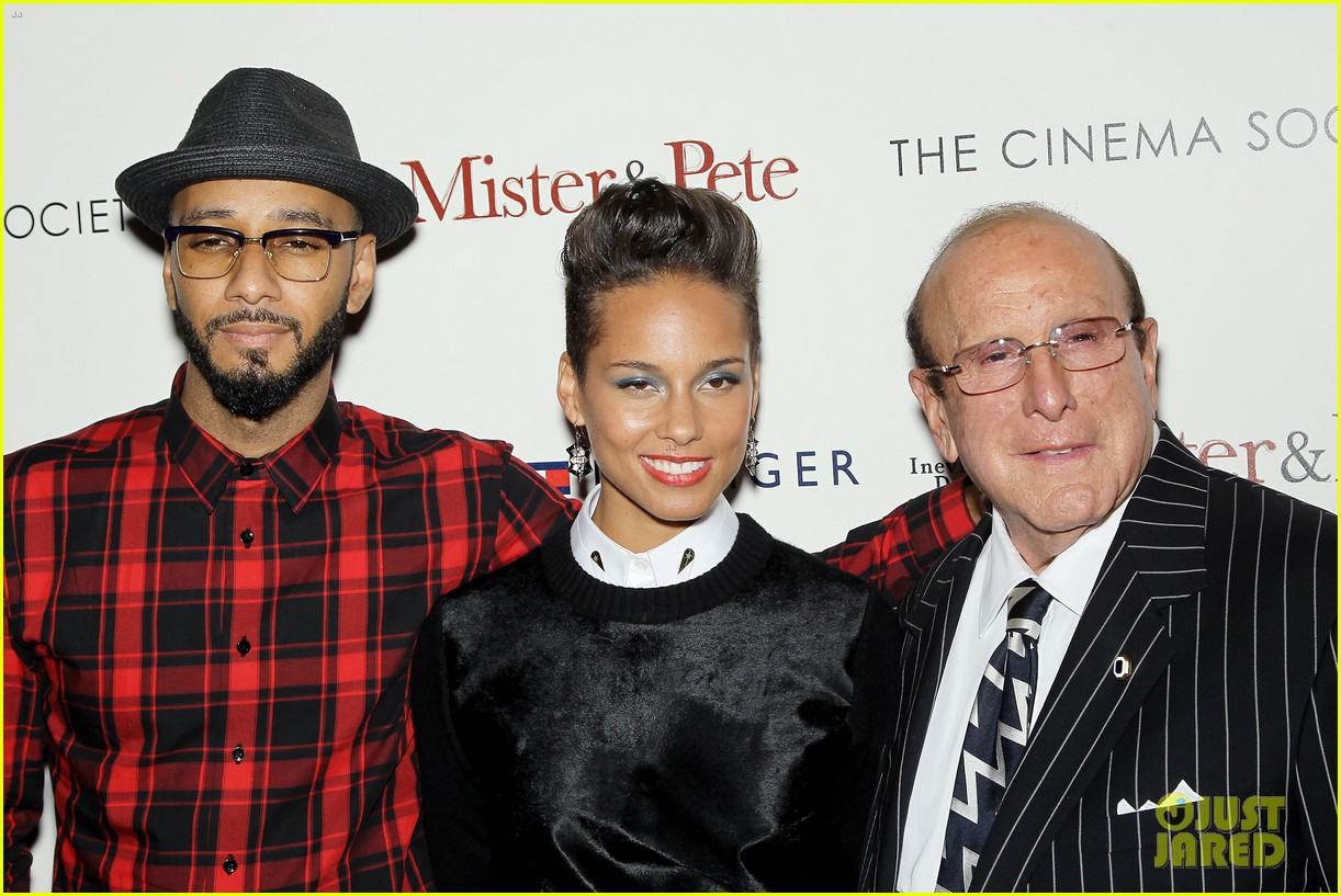 jennifer hudson alicia keys mister pete nyc screening 182964838