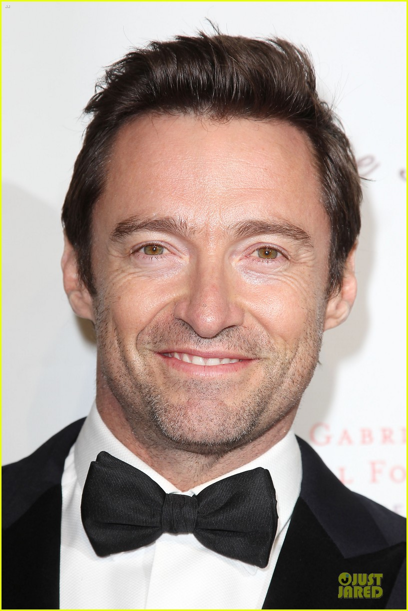 hugh jackman angel ball couple 292982641