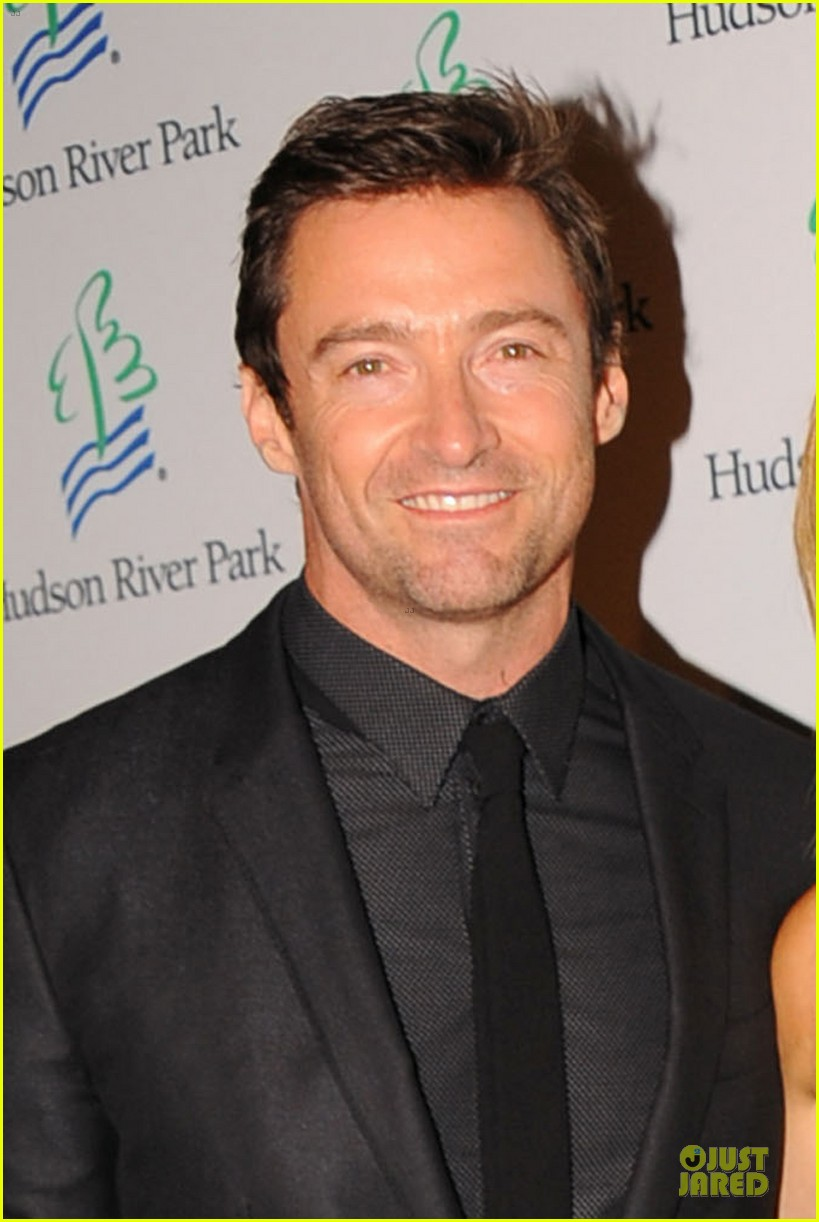 hugh jackman hosts friends of hudson river park gala 042966229
