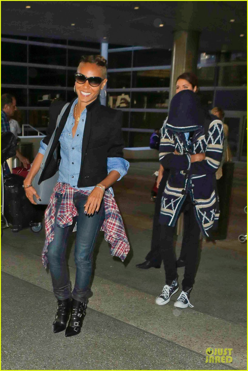 jada pinkett smith debuts new buzz hairdo 13