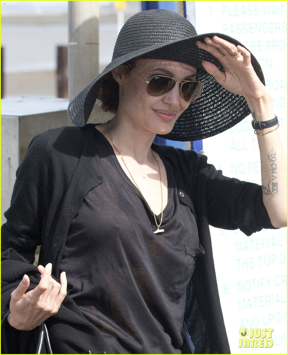 angelina jolie wears mysterious ring on unbroken work trip 032973915