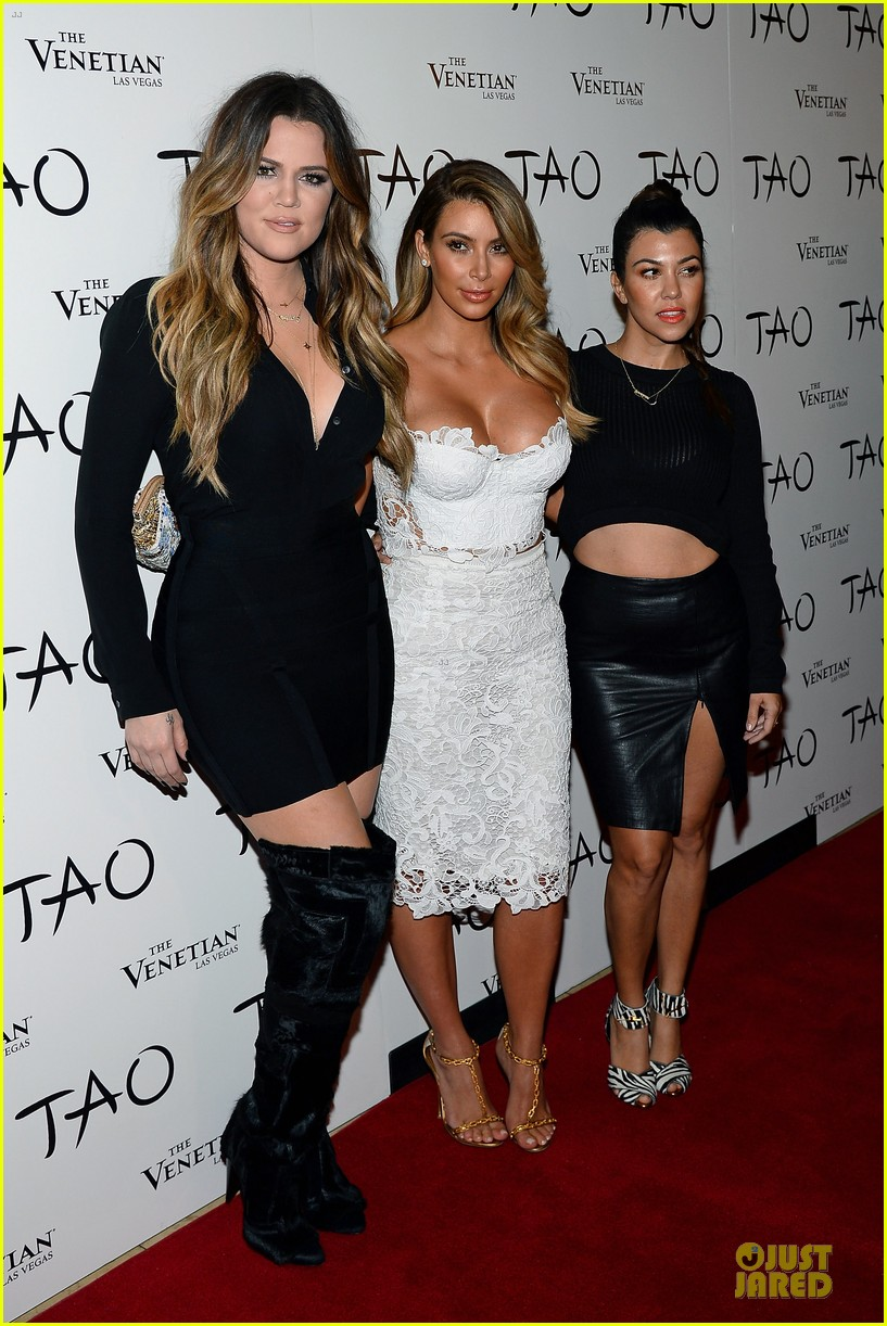 kim kardashian vegas birthday celebration with kanye west 03