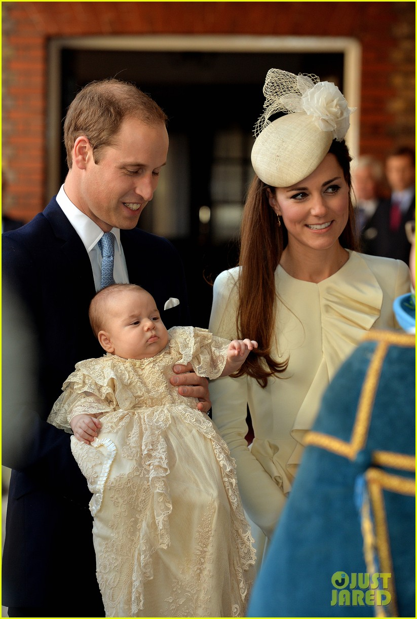 kate middleton prince william prince georges christening see all the pics 05