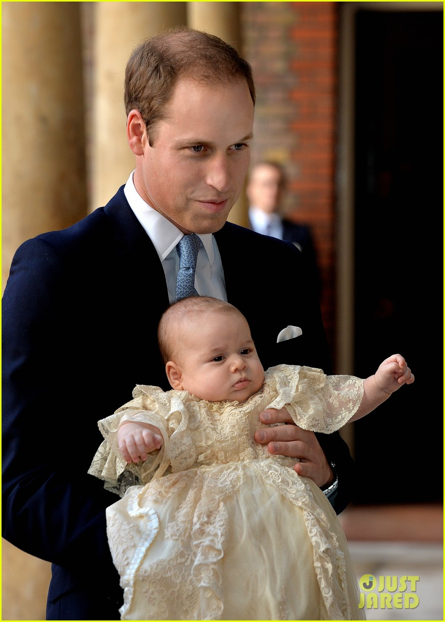 kate middleton prince william prince georges christening see all the pics 12