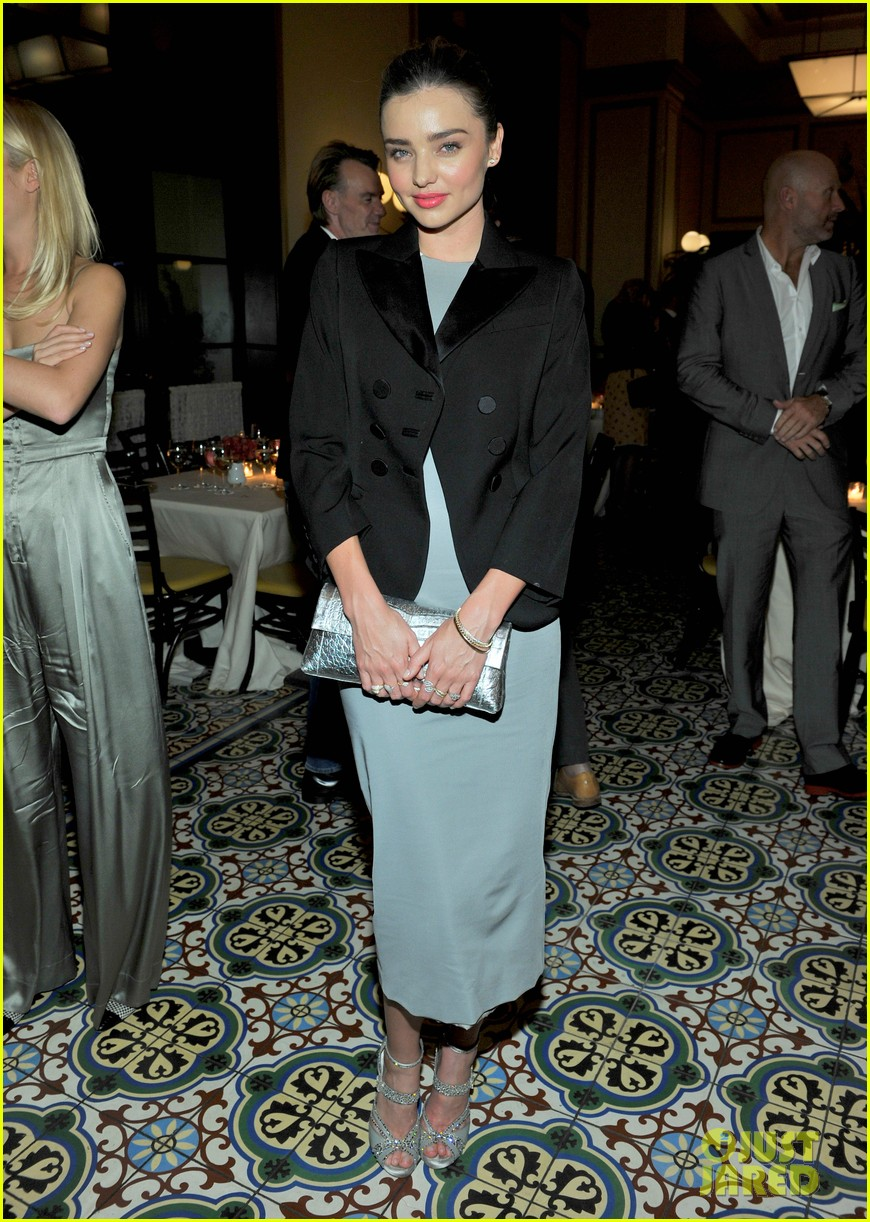miranda kerr vogue cfda dinner before split news 012979003