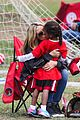 heidi klum reunites with ex husband seal gives him a kiss 07