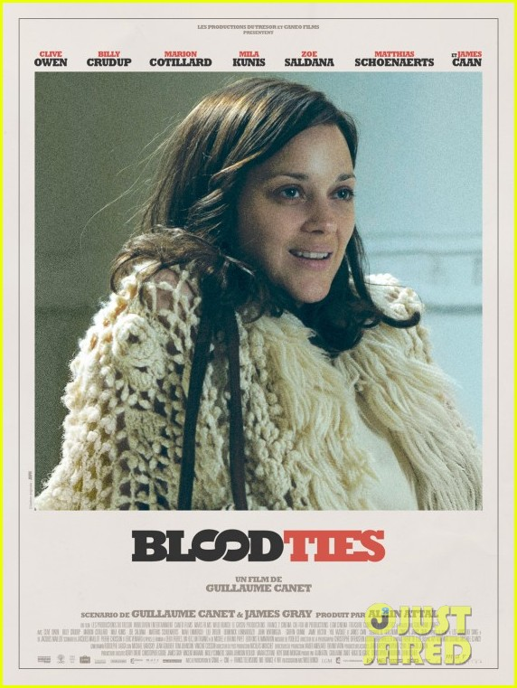mila kunis new blood ties character posters 042979079